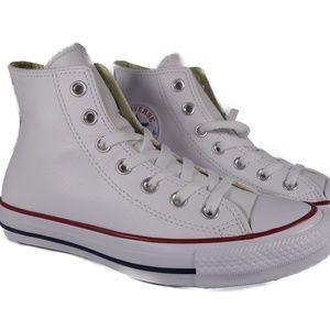 Converse Chuck Taylor All Star High Top (White)